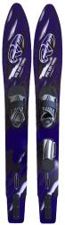Ron Marks Buccaneer Wide Body Combo Pair Water Skis