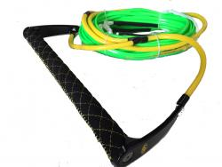 Green Bean - Spectra Wake Board Rope